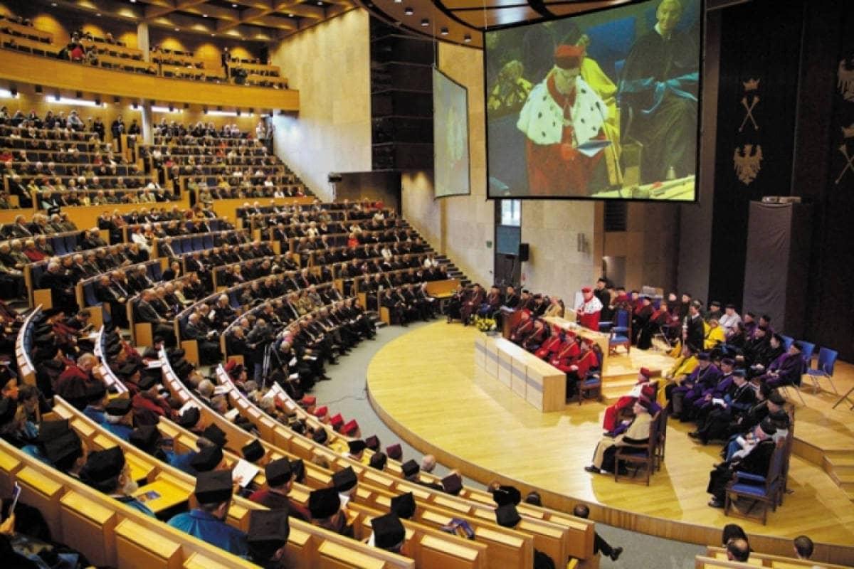 Ягеллонский университет глерея - 2