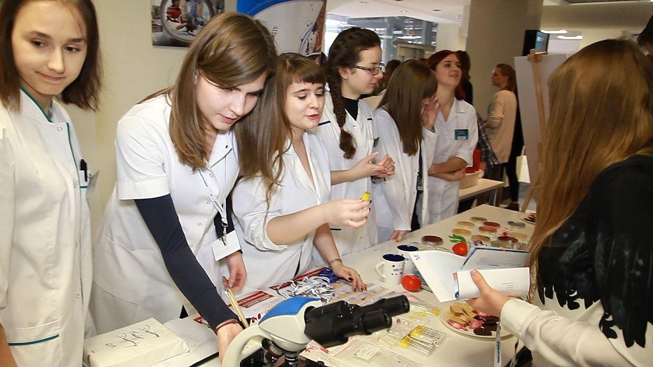 Медицинский университет в Лодзи галерея - 1