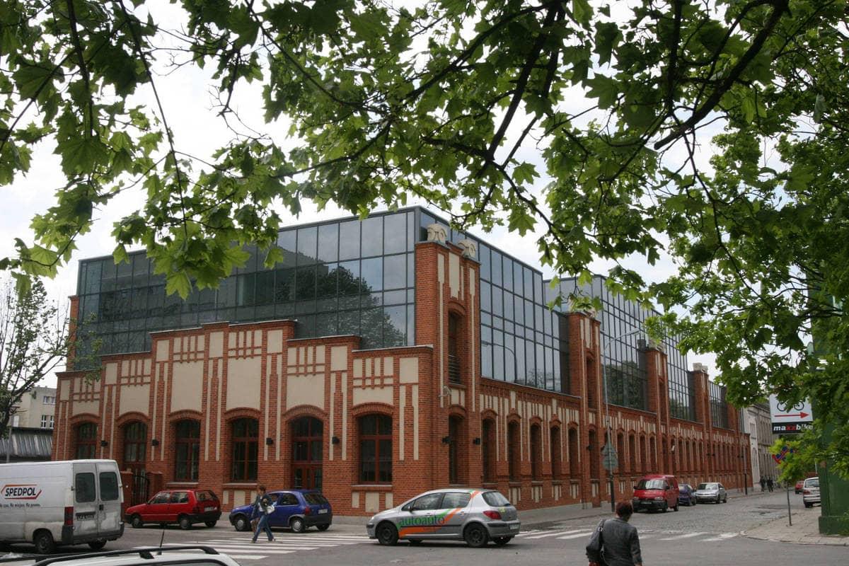 Лодзинский политехнический университет галерея 4