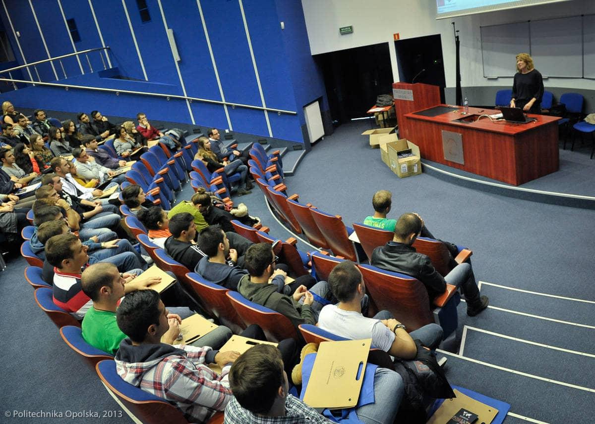 Опольский политехнический университет галерея - 4