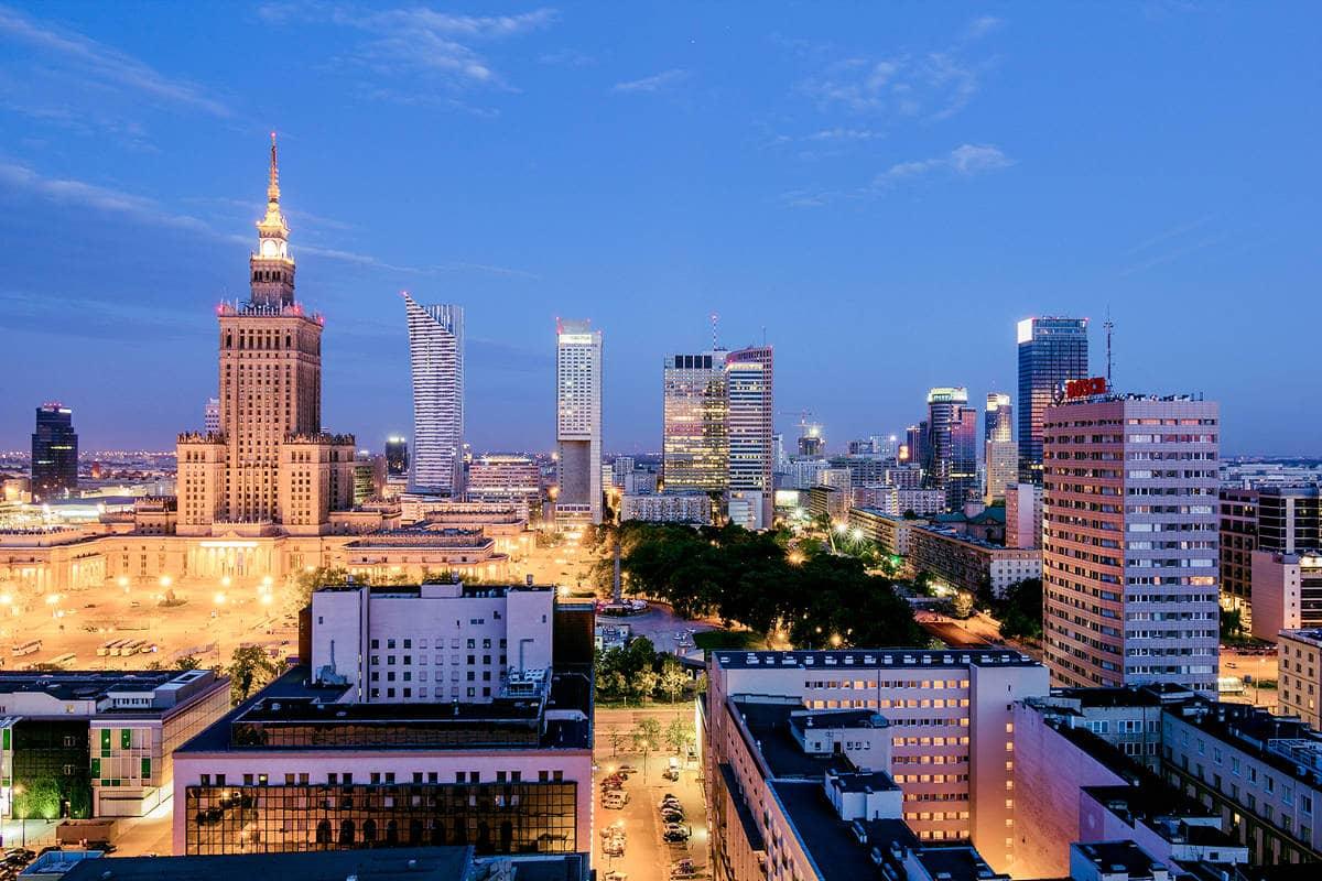 Варшавский экономический университет галерея - 1