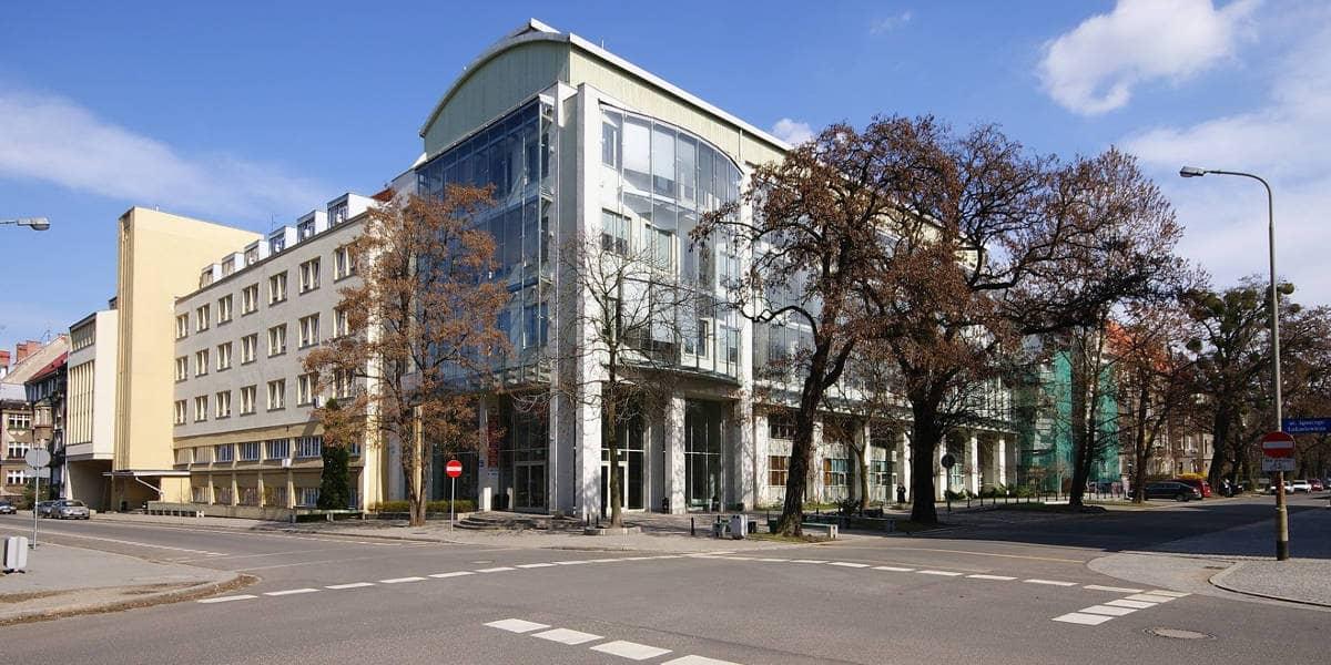 Вроцлавский политехнический институт галерея - 1