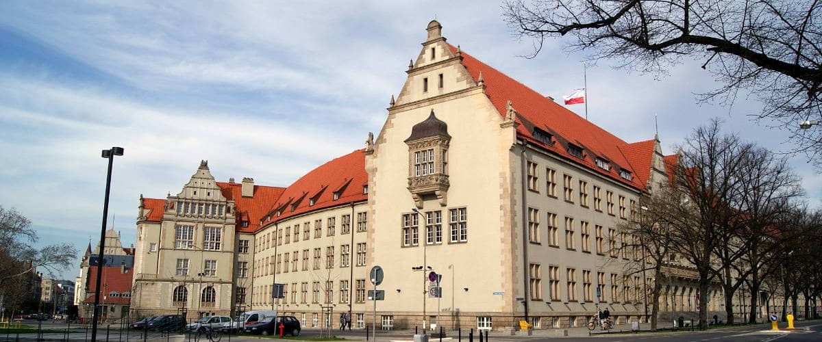 Вроцлавский политехнический институт