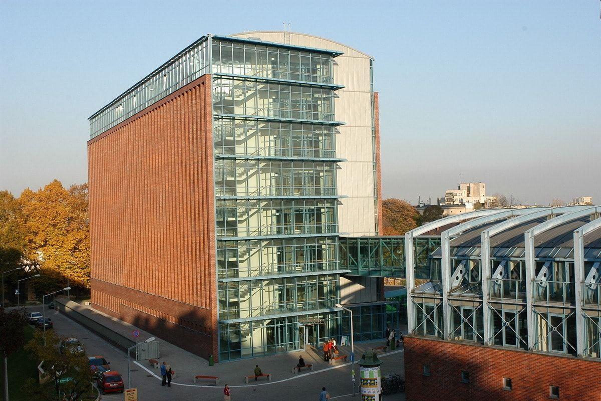 Краковский экономический университет галерея - 1