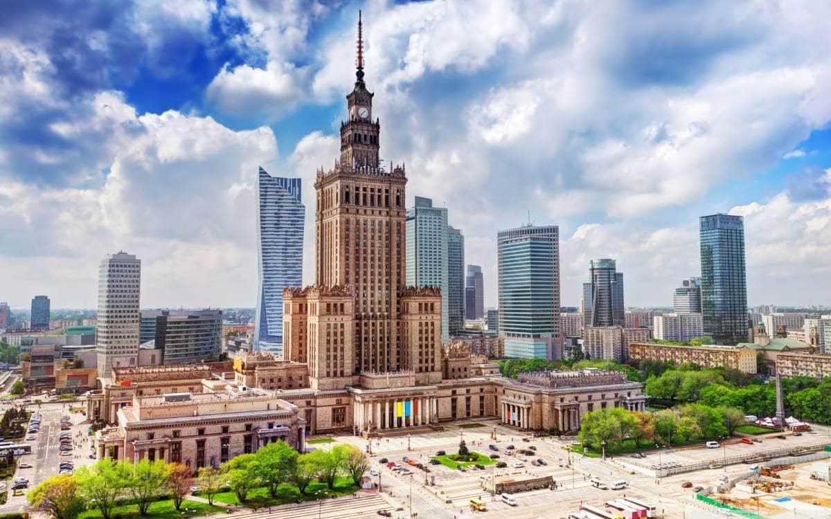 Университет менеджмента в Варшаве галерея - 1