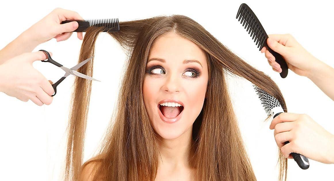 парикмахер косметолог стилист