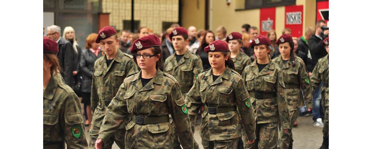 Военный профиль в колледжах Польши гал 1