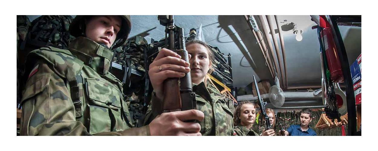 Военный профиль в колледжах Польши гал 5