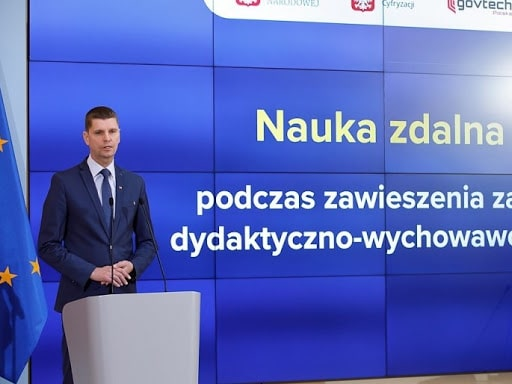 Обучение в Польше в 2020 году во время пандемии COVID-19
